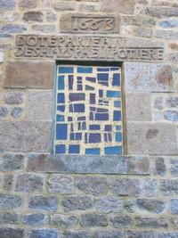 gravure-mur-de-leglise