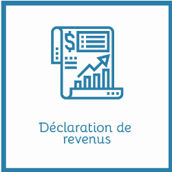 declaration de revenus